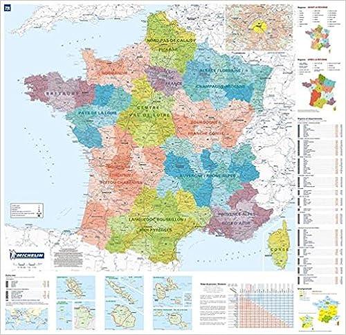 Lire un France administrive Réforme des Régions : 1/1 700 000 epub, pdf
