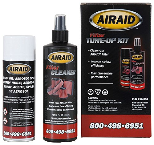 Airaid 790-551 Filter Clean and Renew Kit