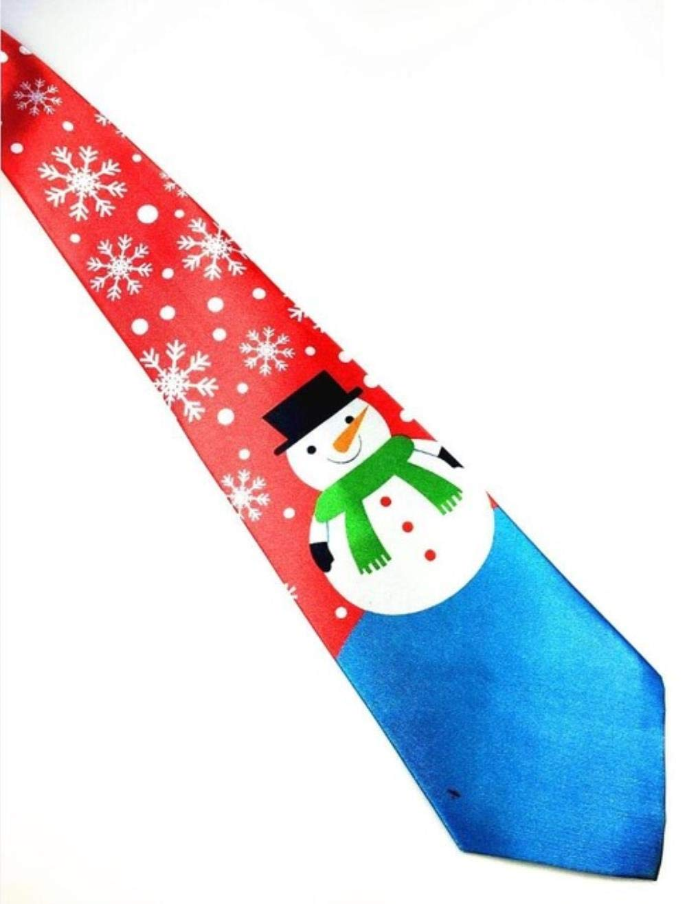 PAIZEP Corbata de Navidad Estilo de 9.5 cm Corbatas de Moda para ...