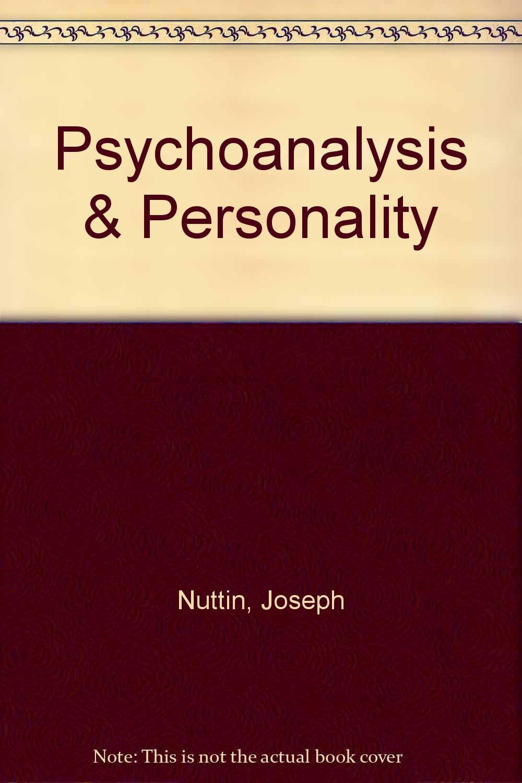 psychoanalysis-personality