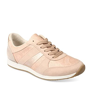 Beige Chaussures Sacs Femme Chaussea Et Baskets Unyk OxHUFFB