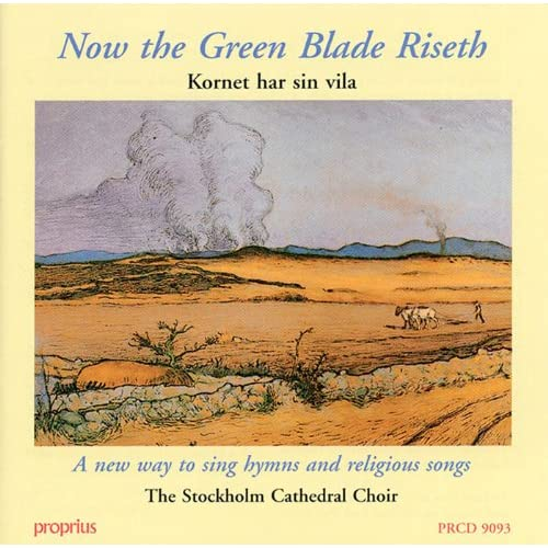 Now The Green Blade Riseth By Stockholm Cathedral Choir On