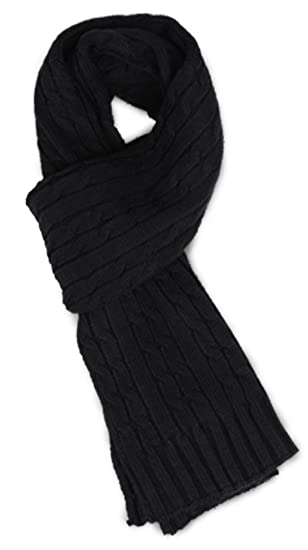 Sakkas Ellington Unisex Knit Scarf by Sakkas
