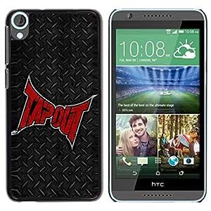 LECELL -- Funda protectora / Cubierta / Piel For HTC Desire 820 -- Tapou --