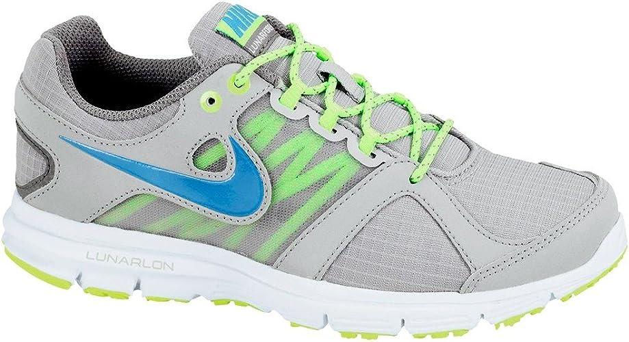 Nike Lunar Forever 2 GreyLime Mens Running Shoes 38,5 EUR