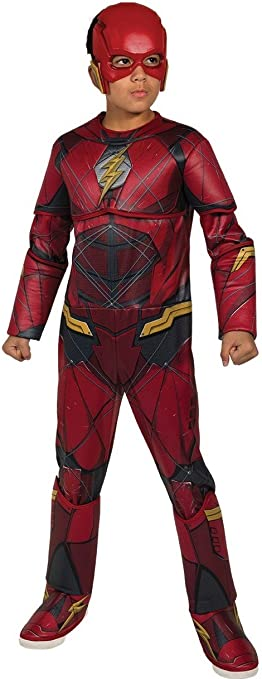Marvel - Disfraz de Flash calidad Premium para niños, infantil 8 ...