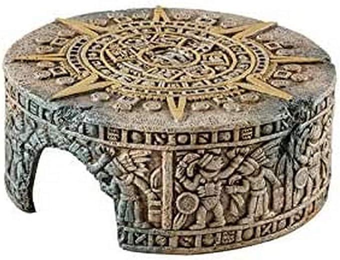 Exo Terra Cueva Calendario Azteca Peq 1 Unidad 500 g