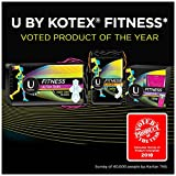 U by Kotex Fitness Ultra Thin Pads with