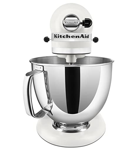 Groovy Kitchenaid Ksm150Ps 5 Qt Artisan Series With Pouring Shield Home Remodeling Inspirations Propsscottssportslandcom