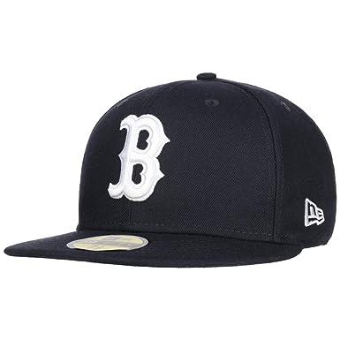A NEW ERA Era Gorra 59Fifty MLB ESS Red SoxEra de Beisbol Baseball ...