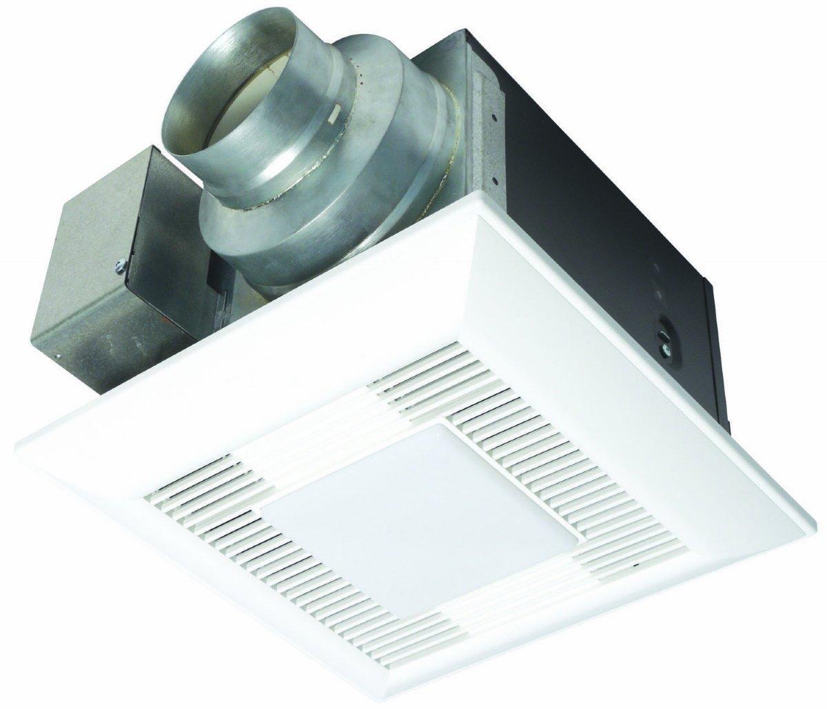 Panasonic Fv 11vkl3 Whispergreen Lite 110 Cfm Ventilation Fan Built In Household Fans Com