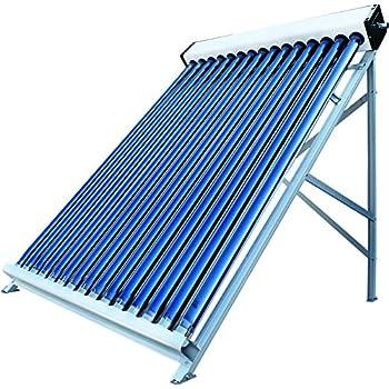 Amazon Com 30 Tube Duda Solar Water Heater Pool