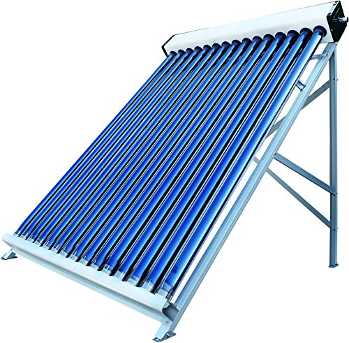 30 Tube Duda Solar Water Heater Pool Collector Evacuated Vacuum Tubes Hot by Duda Solar