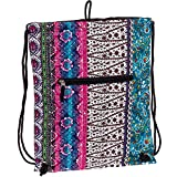 "Best  - Gen SH SilverHooks Womens 15"" Bohemian Sack Drawstring Review"