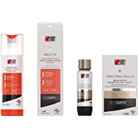 Revita Shampoo w/Biotin, Caffeine and Hair Growth Stimulating Ingredients, Helps Block DHT w/DNC-N Nanoxidil 5% Hair…