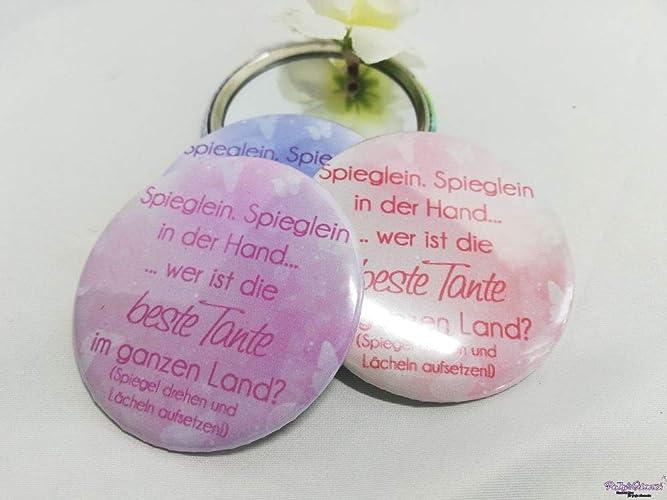 Taschenspiegel Liebste Tante Spieglein Spieglein In Der