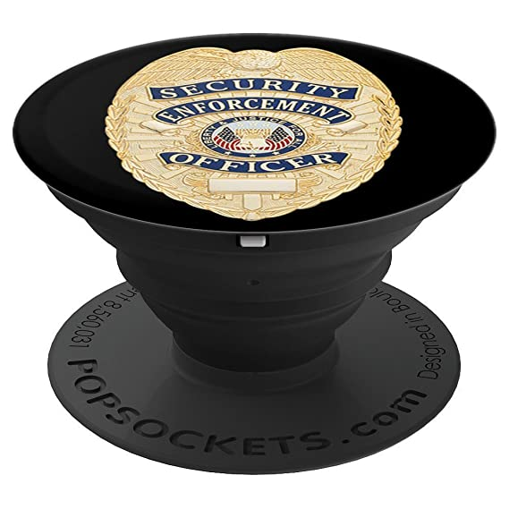 Amazon Security Officer Enforcement Badge For Police Guards
