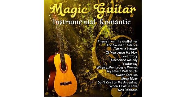 Amazon.com: Magic Guitar - Instrumental Romantic: Sergi ...