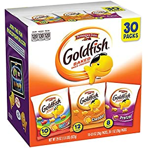 Pepperidge Farm, Goldfish, Crackers