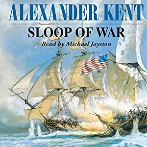 Sloop of War Audiobook