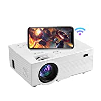 Deals on Oseven Full HD 1080P Movie Projector