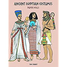 Ancient Egyptian Costumes Paper Dolls