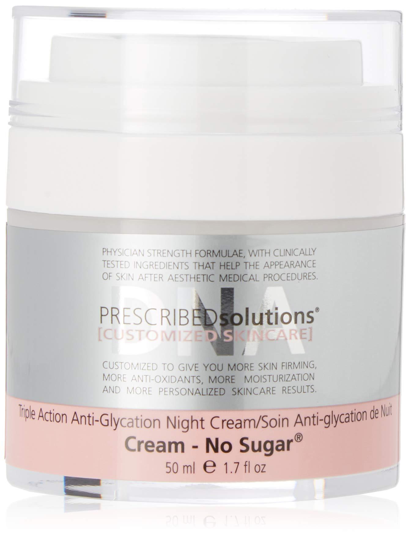 PrescribedSolutions Cream No Sugar Triple-action Anti-glycation Moisturizer by PRESCRIBEDsolutions