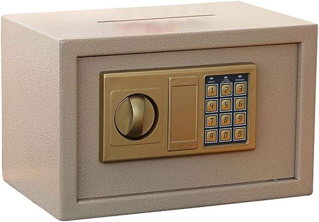 Cajas fuertes de gabinete Carga Frontal caja fuerte de efectivo Bóveda Drop Lock Por dinero de