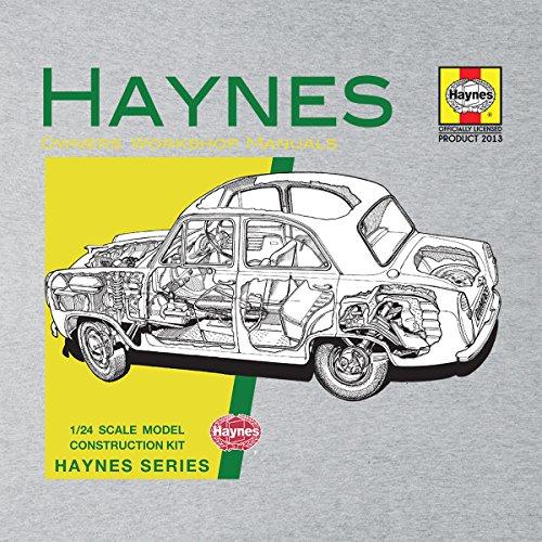 Haynes Owners Workshop Manual 0069 Ford Prefect Women's Vest