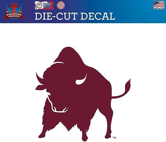 Victory Tailgate West Texas A/&M University Buffs Die-Cut Vinyl Decal Logo 1