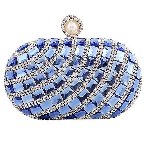 femme femme Pochette Bleu Bleu TOOKY pour Pochette pour TOOKY 4q1PWqpw
