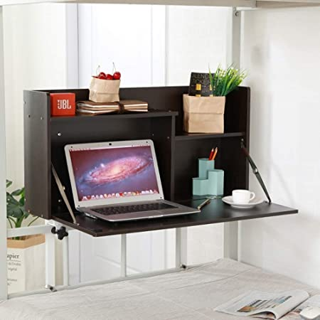 WGG Mesa Computadora Escritorio Cuaderno Escritorio Dormitorio ...