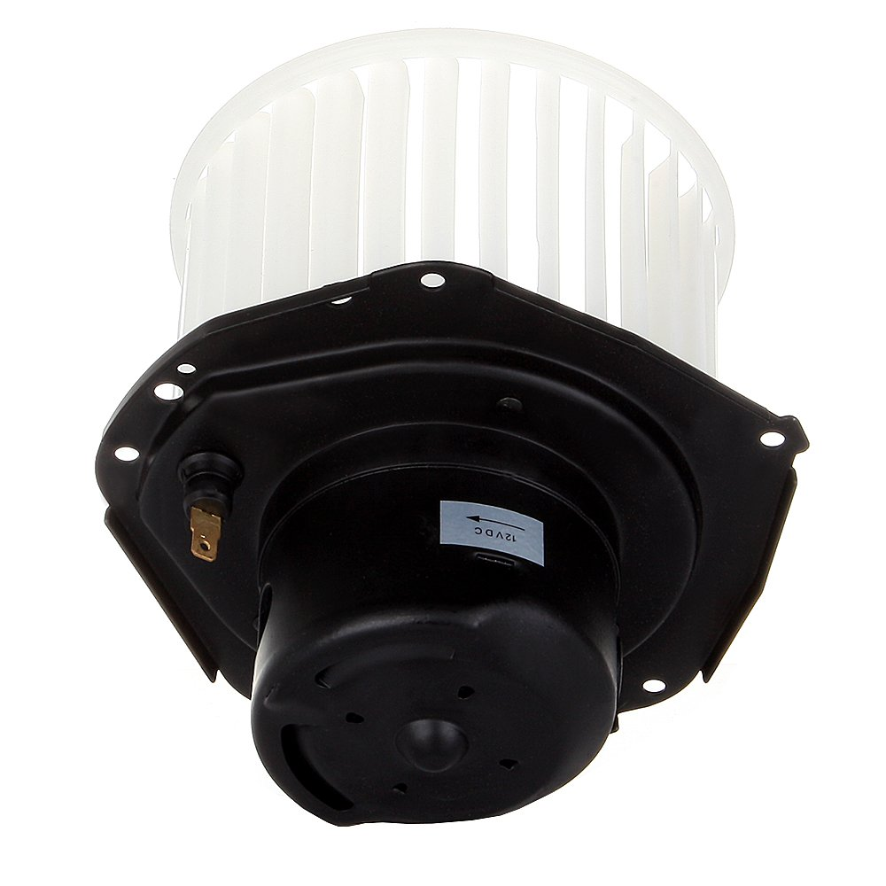 SCITOO Compatible ABS Plastic Heater Blower Motor w//Fan HVAC Resistors Blowers Motors Replacement Compatible fit for 1992-1996 Chevrolet C1500//1995-1996 Chevrolet C1500 Suburban