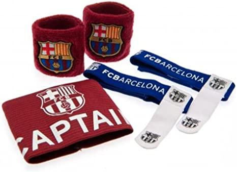 FC Barcelona Official Football Gift Accessories Set - A Great ...