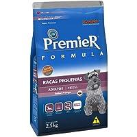 Ração Premier Fórmula para Cães Adultos de Raças Pequenas Sabor Frango, 2,5kg Premier Pet Raça Adulto,