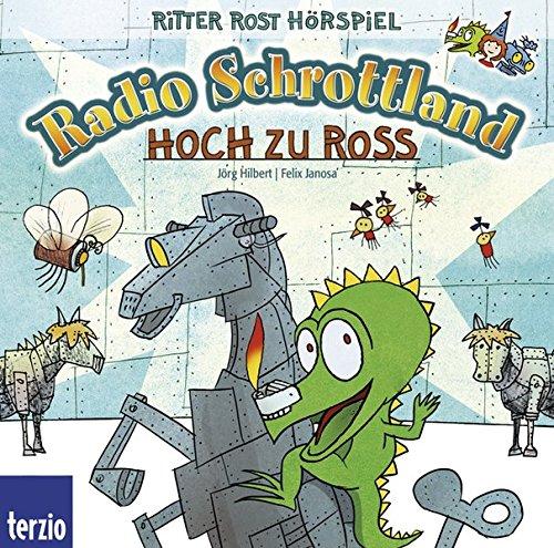 Ritter Rost Hörspiel: Radio Schrottland: Hoch zu Ross: Audio-CD