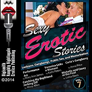 Sexy Erotic Stories Audiobook