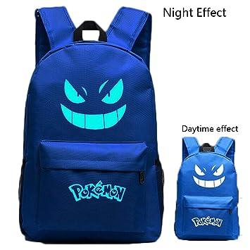 Pokemon Cool-Bag Luminosa, Mochila para computadora portátil, Bolsa de computadora de Viaje