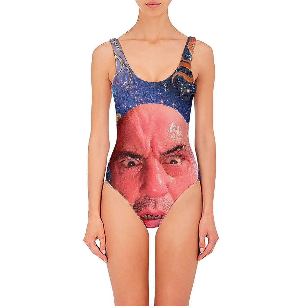 Beloved Shirts Joe Rogan Octopus Meme One Piece Swimsuit