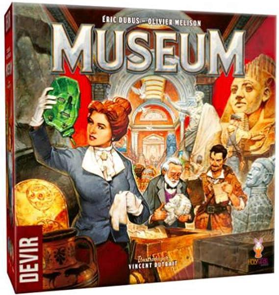 Devir Museum: Amazon.es: Juguetes y juegos