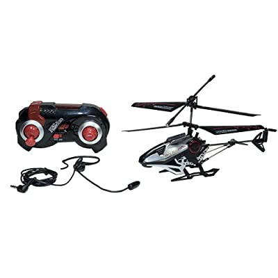 SkyRover Voice Command Helicopter Toy: Toys & Games
