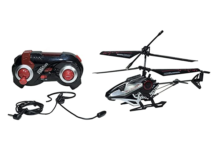 Amazon.com: Sky Rover Voice Command Heli Vehicle: Toys & Games on
