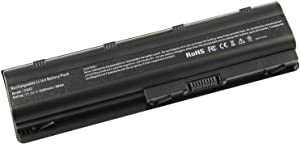 AC Doctor INC Replace Battery for Hp Spare 593553-001 593554-001 MU06 WD548AA, HP Pavilion dm4 g4 g6 g7 Compaq Presario CQ32 CQ42 CQ43 CQ56 CQ62 CQ630 CQ72 (General Battery)