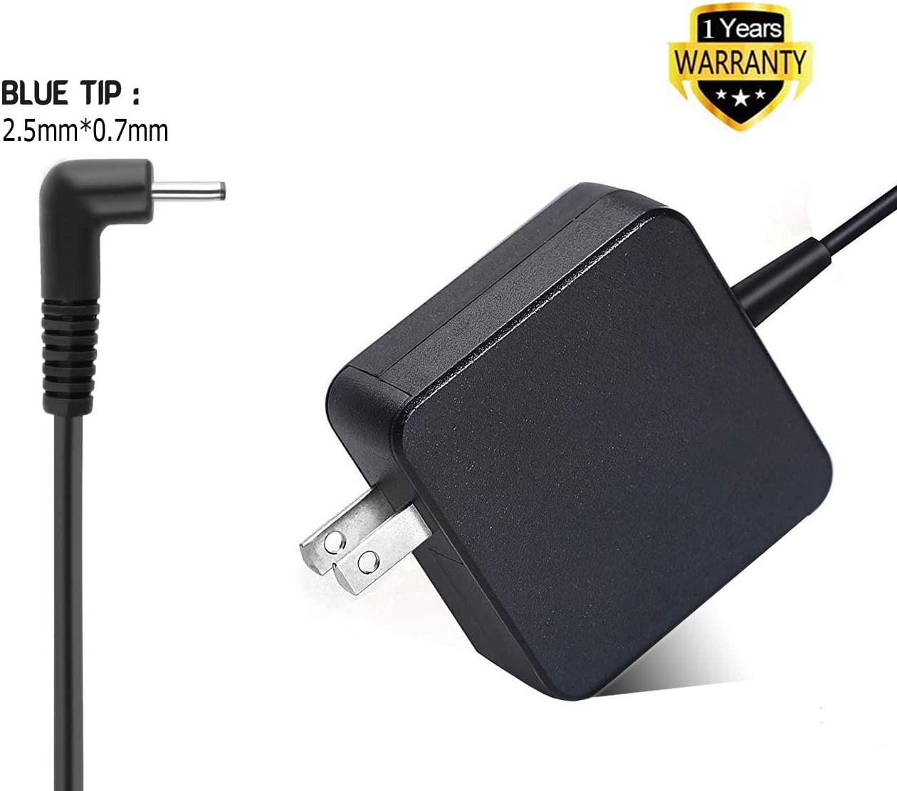 "26W AC Adapter Laptop Charger for Samsung Chromebook 303c 500c 503c Xe500c13 Xe500c12 Xe303c12 Xe503c12 Xe503c32 PA-1250-98; Samsung 11.6"" Chromebook 3 2 Notebook Power Supply Adapter Cord 12V 2.2A"