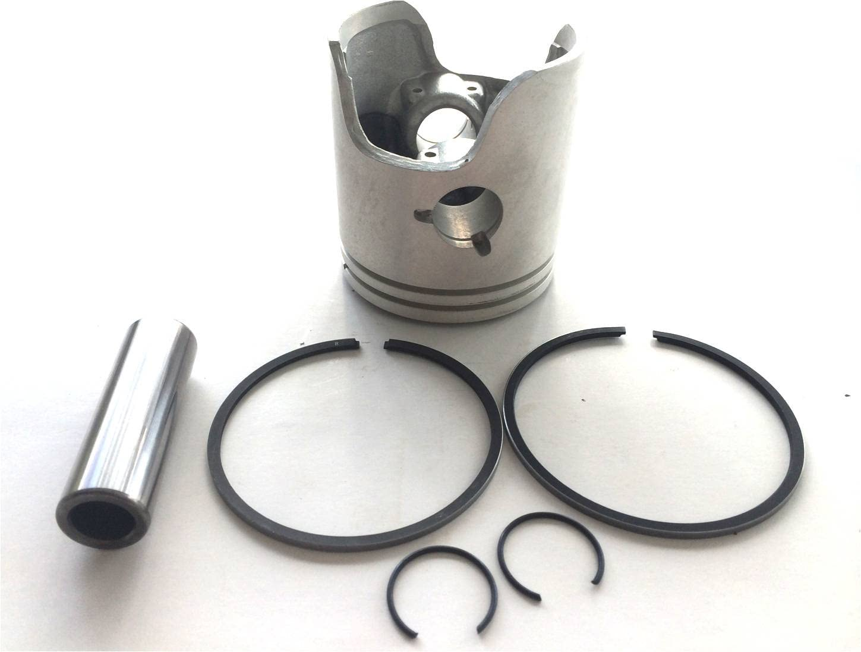 Kolben Kit Ring Set Passform Sierra Yamaha Außenborder 3 Zyl Std 67 Mm 6 7 Cm 40 50 18 4144 6h4 11631 2t Sport Freizeit