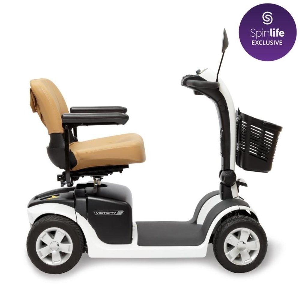 Amazon.com: Victoria 10 Pride 4-Wheel Electric Mobility ...