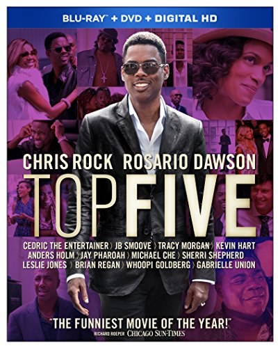 Top Five [Blu-ray]