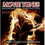 Movie Tunes Royalty Free Background Music Songs and Loops. Vol. 2. Guitar Heroics. Full Instrumental Tracks.