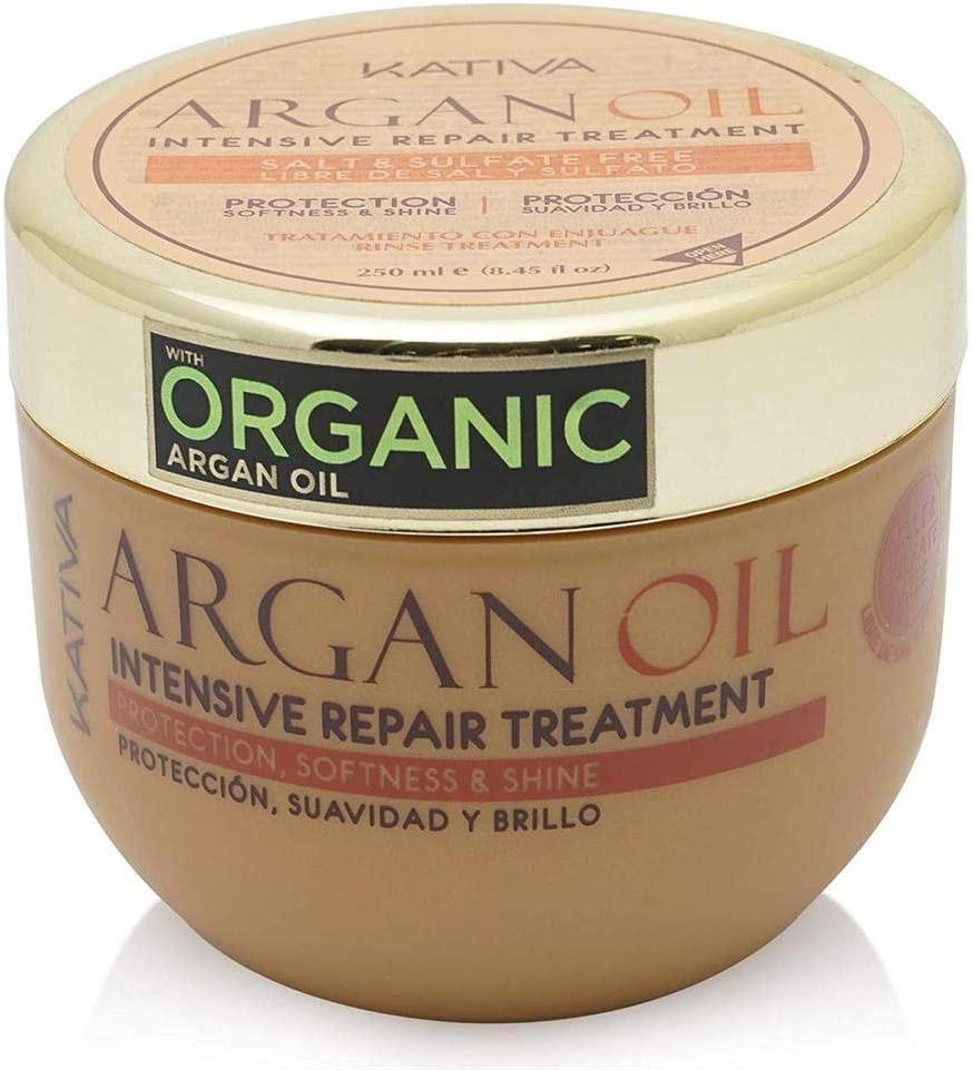 Kativa Argan Oil Mascarilla Cabello 250 Gr - 250 ml