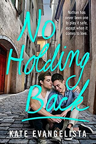 book cover of No Holding Back